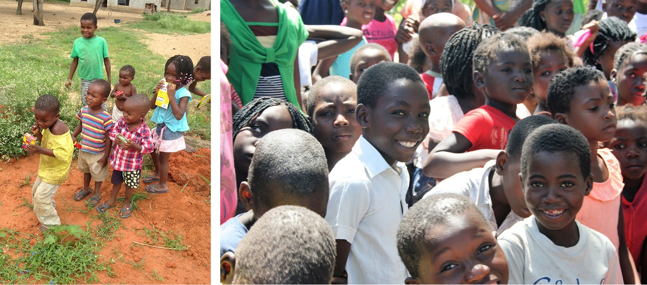 The Amazing Children of Mozambique