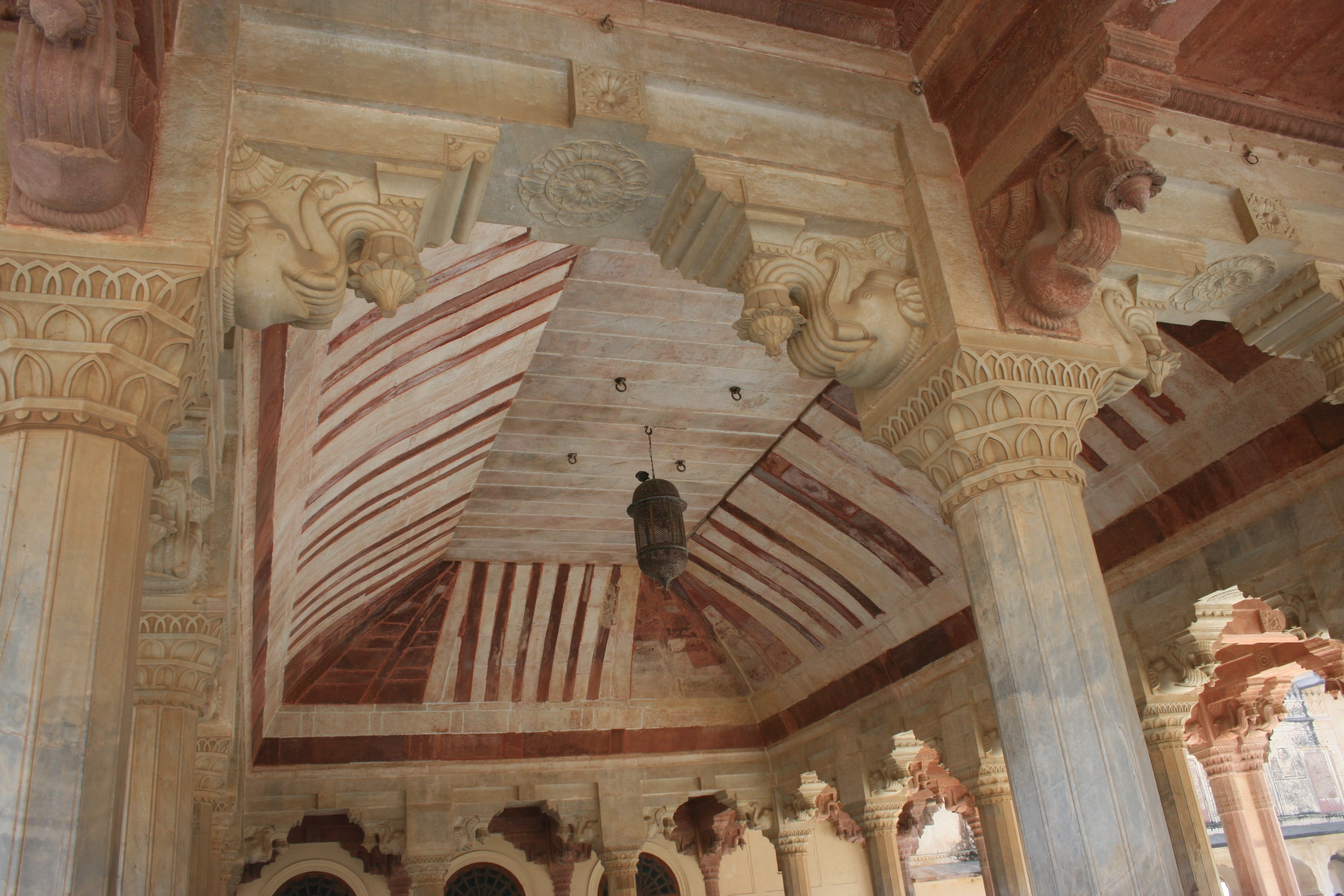 Diwan-i-Aam Ceiling