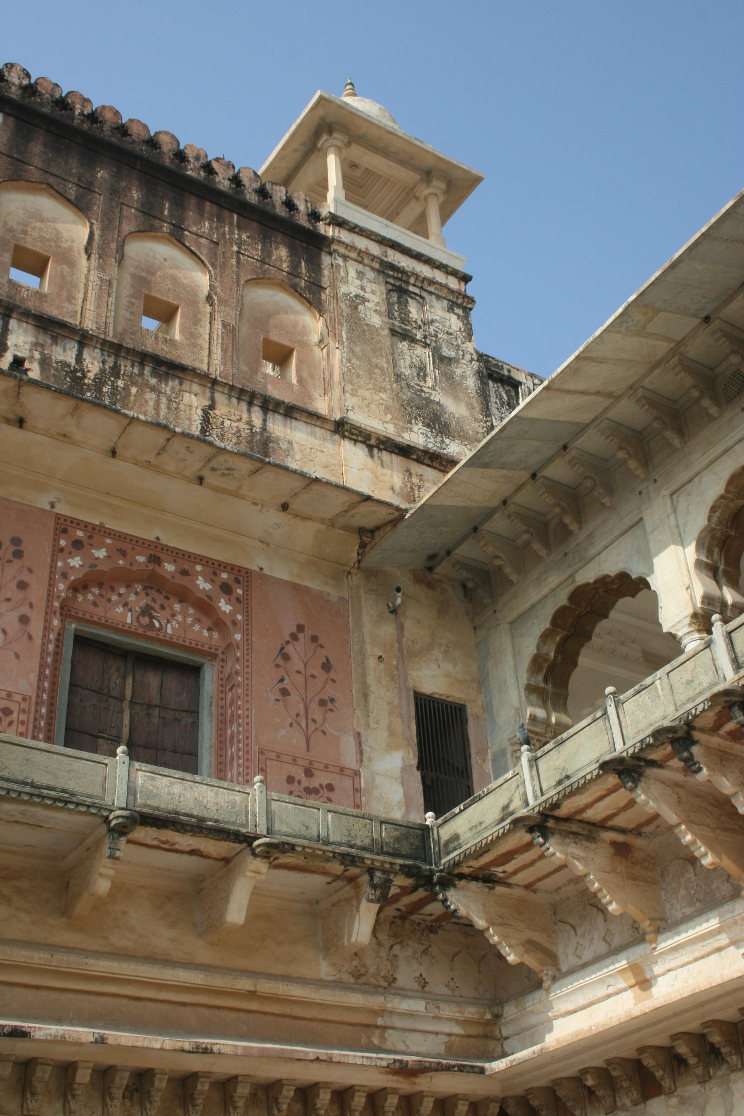 Temple Balconies