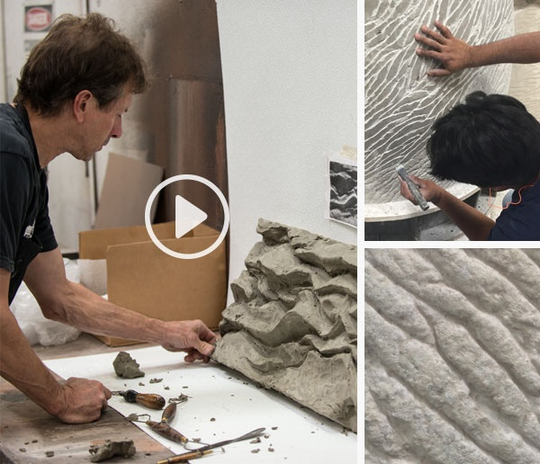 A Day in the Stone Yard Studio Video