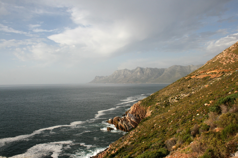 South Africa Coastline
